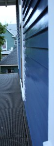 House Paint 2015 Day 1 fresh coat