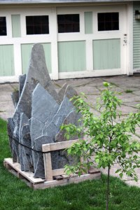 Limestone Pallet